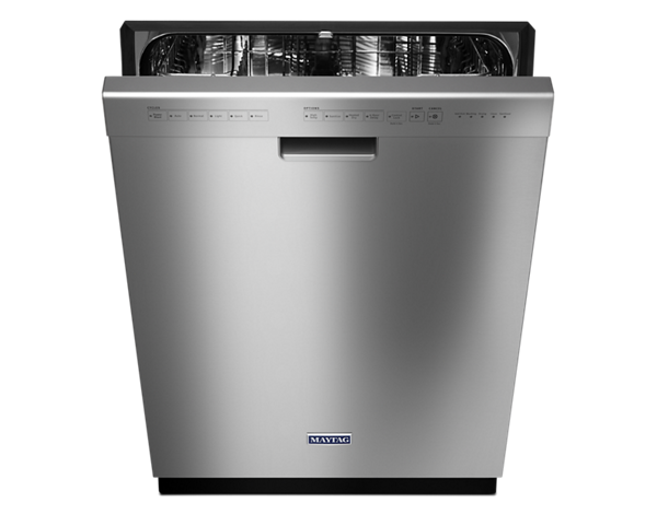Front Control dishwasher.