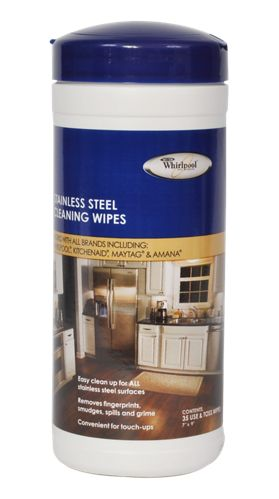 Stainless Steel Cleaning Wipes 35 8212510a Kitchenaid