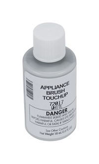 White Appliance Touchup Paint