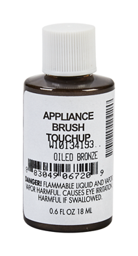 Oiled Bronze Appliance Touchup Paint