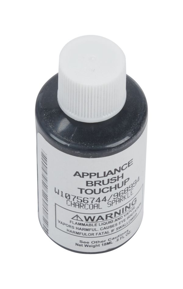 Image of 0.6 fl. Oz. Charcoal Sparkle Touch-Up Paint Bottle