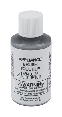 Sterling Bright Appliance Touchup Paint