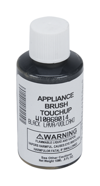 0 6 Oz Black Lava Touch Up Paint Bottle