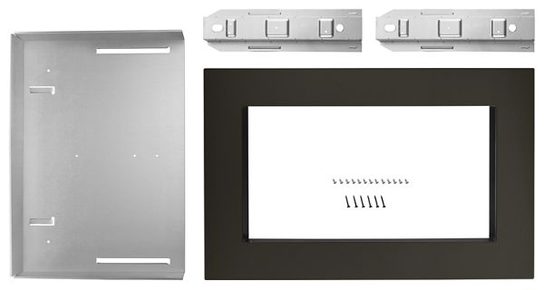 30 in. Microwave Trim Kit  for 1.6 cu. ft. Countertop Microwave Oven