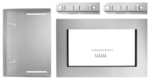 27 in. Trim Kit for 1.6 cu. ft. Countertop Microwave Oven