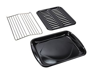 Premium Broiler Pan and Roasting Rack