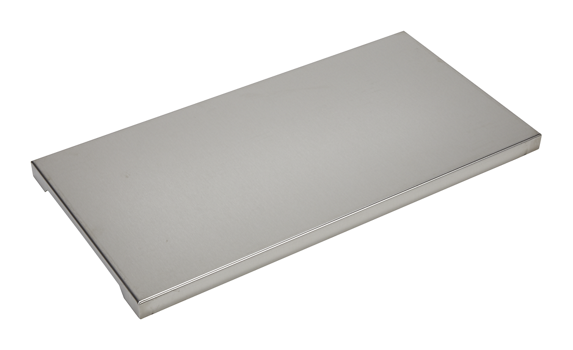 Range Griddle Cover, Stainless Steel