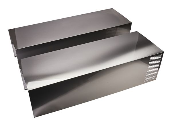 Image of Wall Hood Chimney Extension Kit - Stainless Steel