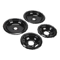Gas Range Burner Drip Bowls