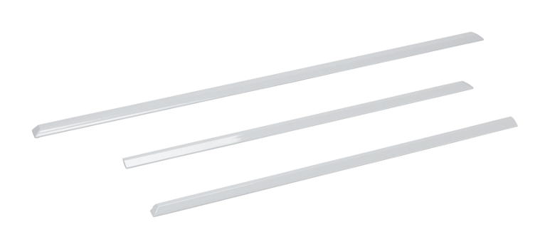 Slide-In Range Trim Kit, White