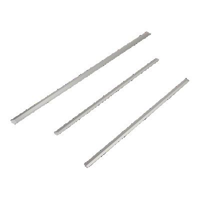 Slide-In Range Trim Kit, Stainless Steel