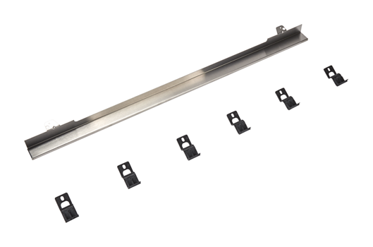 "27"" Stainless Steel Flush Install Trim Kit"