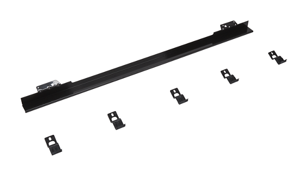 Built-In Range Flush Installation Trim Kit, Black