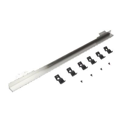 Built-In Range Flush Installation Trim Kit, Stainless Steel