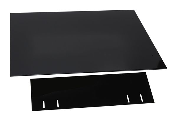 Dishwasher Side Panel, Black
