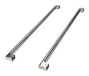 Refrigerator Handle Kit, Stainless Steel