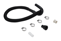 Front Load Washer Outer Drain Hose Extension Kit