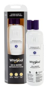 Whirlpool Refrigerator Water Filter 1 - WHR1RXD1 (Pack of 1)