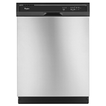 Whirlpool® Dishwasher with AccuSense® Soil Sensor
