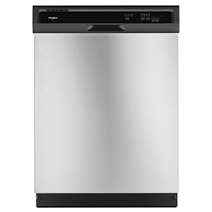 Heavy Duty Dishwasher With 1 Hour Wash Cycle Whirlpool