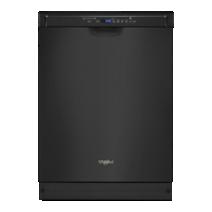 Lave-vaisselle Whirlpool® avec technologie de lavage adaptatif