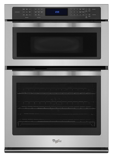 6 4 cu ft combination wall oven with true convection microwave rh whirlpool com Operating Manual Whirlpool Tub Whirlpool Quiet Partner II