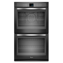 Four double encastré Whirlpool Gold® 10 pi cu à convection véritable