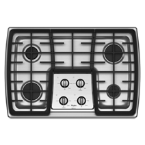 Gold® 30-inch Gas Cooktop with 17,000 BTU Power™ Burner