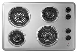 4 Burner Cooktops Wcc31430ar Tap And Hold To Zoom