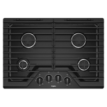 Table de cuisson au gaz, grilles en fonte EZ-2-Lift™, 30 po