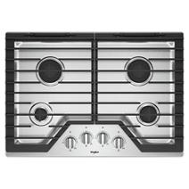 Table de cuisson au gaz, grilles en fonte EZ-2-Lift™, 30 po