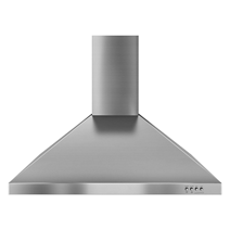 Whirlpool Gold® 30-inch Vented ENERGY STAR® Qualified 300-CFM Wall-Mount Canopy Hood