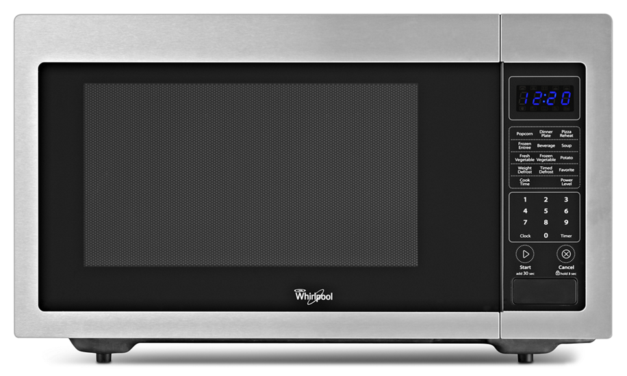 1 6 Cu Ft Countertop Microwave With 1 200 Watts Cooking