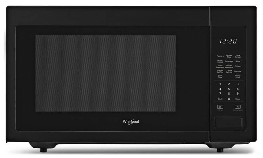 1 6 Cu Ft Countertop Microwave With 1 200 Watt Cooking