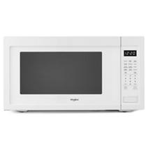 Countertop Microwave With Fingerprint Resistant Color Options