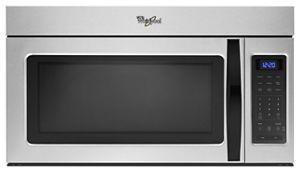 1.7 cu. ft.Over the Range Microwave with Hidden Vent