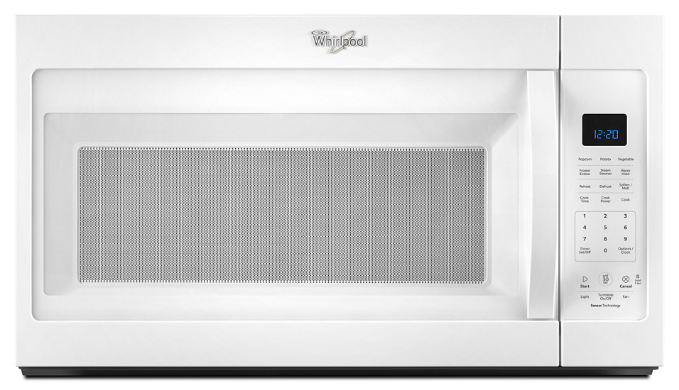 1.9 cu. ft. Capacity Steam Microwave With Sensor Cooking | Whirlpool
