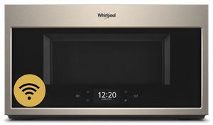 1.9 cu. ft. Smart Over-the-Range Microwave with Scan-to-Cook technology<sup>1</sup>