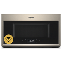 Smart Appliance Microcampana con Scan-To-Cook