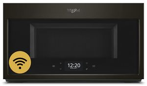 1.9 cu. ft. Smart Over-the-Range Microwave with Scan-to-Cook technology<sup>5</sup>