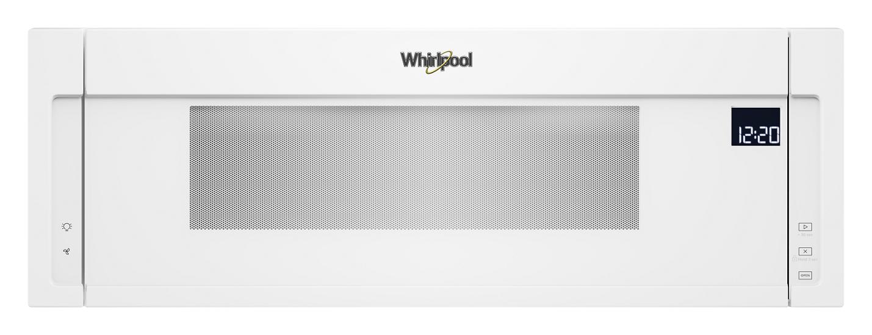 1.1 cu. ft. Low Profile Microwave Hood Combination | Whirlpool