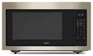 Four à micro-ondes de comptoir avec puissance de cuisson de 1200 watts, 1,6 pi3