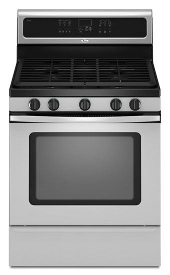 30 Inch Self Cleaning Freestanding Gas Range With Warming