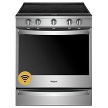 6.4 Cu. Ft. Smart Slide-in Electric Range with Frozen Bake™ Technology