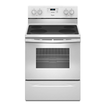 4.8 Cu. Ft. Freestanding Electric Range with FlexHeat™ Dual Radiant Element