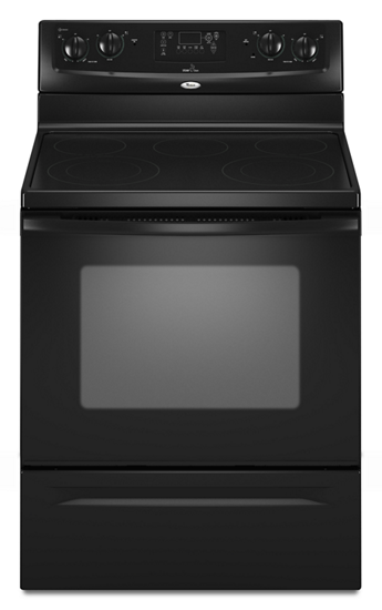 30 Inch Freestanding Electric Range With Steam Clean Whirlpool
