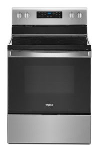 5 3 Cu Ft Whirlpool Electric Range