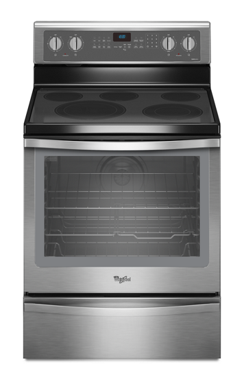 6 4 Cu Ft Freestanding Electric Range With Warming