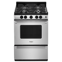 "24"" FREESTANDING RANGE- GAS"