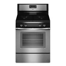 Cuisinière au gaz Whirlpool® non encastrée avec système de gestion de la température, 5 pi3
